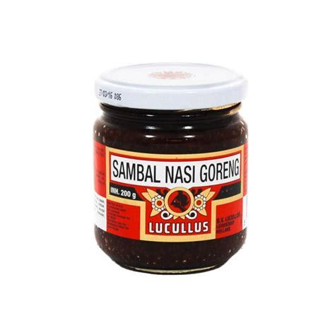 lucullus sambal nasi goreng buy  sous chef uk