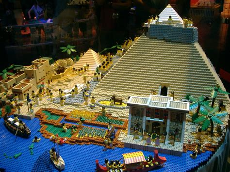 egypt ancient lego egyptian science pyramid modern government 2006 culture burial roman practices greco egyption religion mummification vancouver comparison flickr