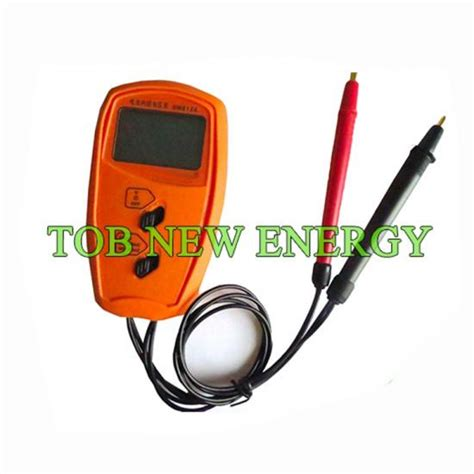 buy   ohm portable battery resistance voltage testerv  ohm portable battery