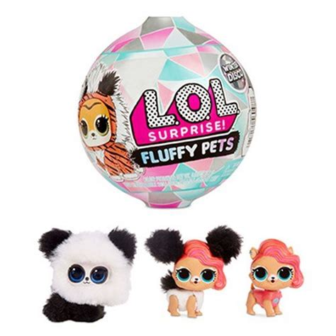 Lol fluffy pets in the winter disco series are absolutely the best lol surprise! Køb L.O.L - Surprise Fluffy Pets - Lekmer.dk - Køb ...