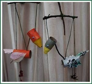 Fabriquer Un String : marionnettes cabane id es ~ Zukunftsfamilie.com Idées de Décoration
