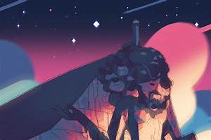 Kevin Dart blends modern sci-fi with classic '60s style ...