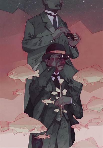Illustrations Hardziej Patryk Illustration