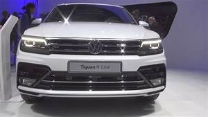 Tiguan Tdi 240 : volkswagen tiguan r line 4motion 2 0 tdi scr 240 hp 2016 exterior and interior youtube ~ Gottalentnigeria.com Avis de Voitures
