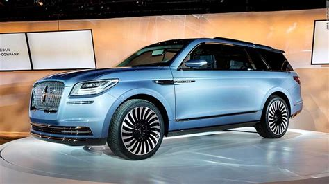 Ford Lincoln Navigator 2020 by 2020 Lincoln Navigator Price Black Label Changes 2019
