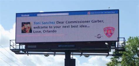 Clever Billboards orlando welcomes garber  clever billboards 564 x 268 · jpeg