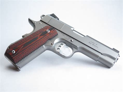 snap wood ed brown products kobra carry 45acp kc ss pistol 1911 buy
