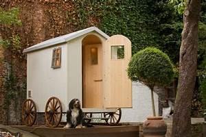 Sauna Für Garten : rollende garten sauna gartensauna ~ Markanthonyermac.com Haus und Dekorationen