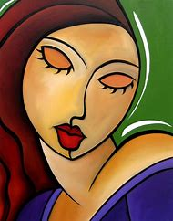 Pop Art Paintings Abstract