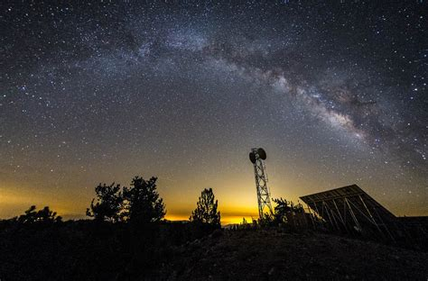How To Photograph The Milky Way Lonely Speck