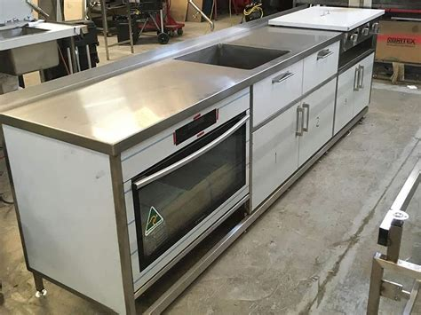 stainless steel outdoor kitchen cabinets stainless steel outdoor kitchens adelaide
