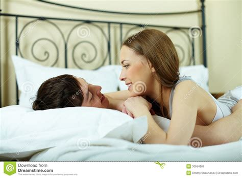 in bed idling in bed stock image image 30954261