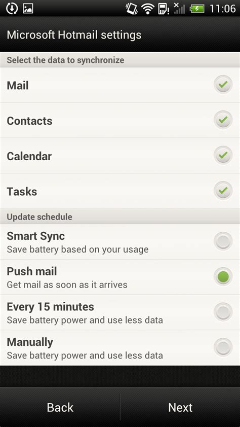 android email setup how to set up email on android phone or tablet pc advisor