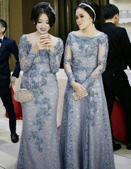 sarimbit batik 80 model kebaya modern batik terpopuler 2018 model baju