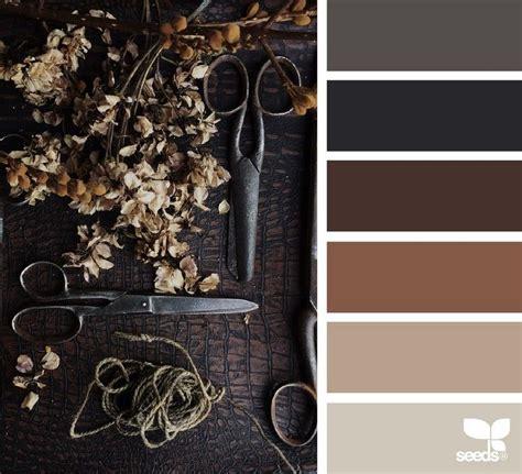 Welche Farben Kann Kombinieren by Farbe Braun Kombinieren Dunkle Farben Palette Brown