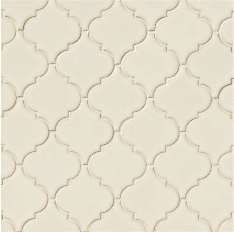 white arabesque tile antique white arabesque lantern 8mm ceramic mosaic tile