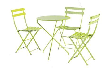 chaise jardin vert anis emejing table de jardin vert anis ideas seiunkel