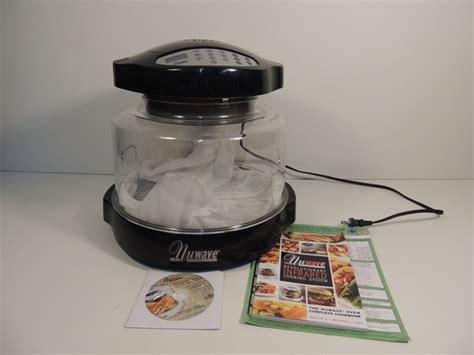 infrared cooking nuwave pro infrared oven cooking system model 20355 ebay