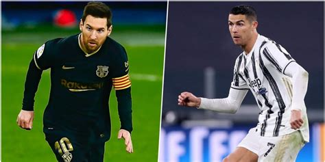 Barcelona vs. Juventus | Lionel Messi vs. Cristiano ...
