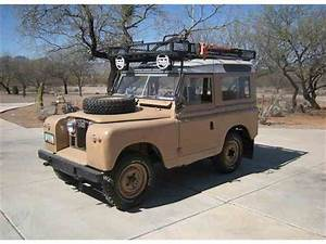 Classic Land Rover For Sale On Classiccars Com