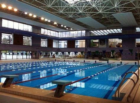 photos piscine de boulogne billancourt nageurs