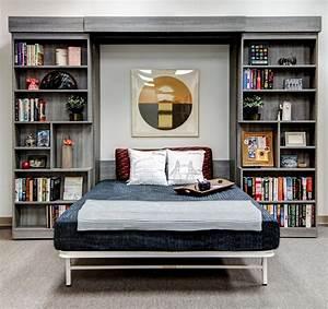 Custom, Murphy, Bed, Design, Ideas
