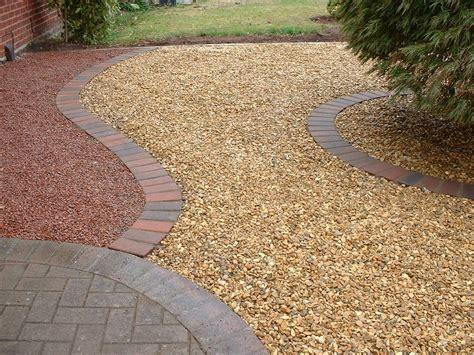 Decorative Gravel Landscaping - home bournemouth driveways tarmac block paving