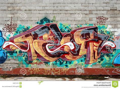 2019 Popular Abstract Graffiti Wall Art