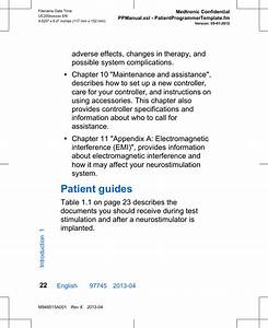 Medtronic 97745 97745 User Manual Part 1 Of 6
