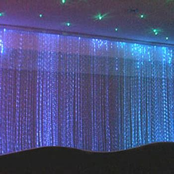 fiber optic curtain 2014 high fashion fiber optic waterfall light curtain
