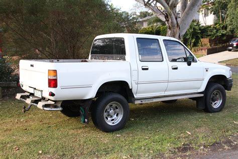 1993 toyota hilux 4x4 rn105r car sales qld brisbane south