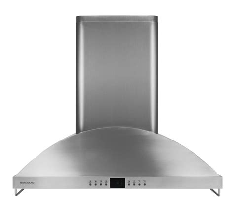 ge monogram  wall mounted vent hood smart buy appliance outlet