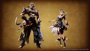 Au Ra The Final Fantasy Wiki 10 Years Of Having More