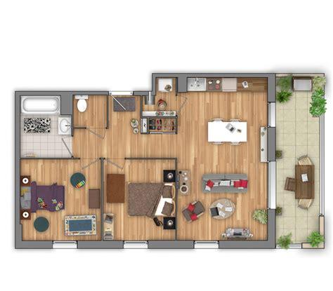 plans de vente 3d pour l 39 immobilier neuf 3dms