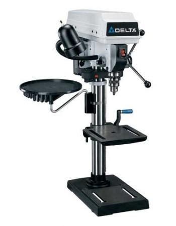 delta  benchtop drill press wood magazine