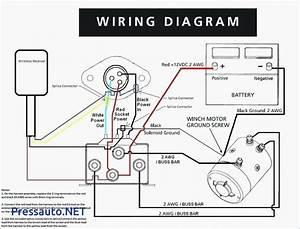 120 Volt Winch Wiring Diagram