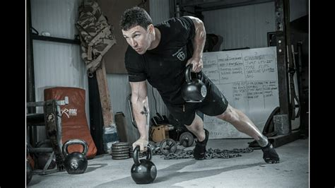 kettlebell upper body complex core strength advanced