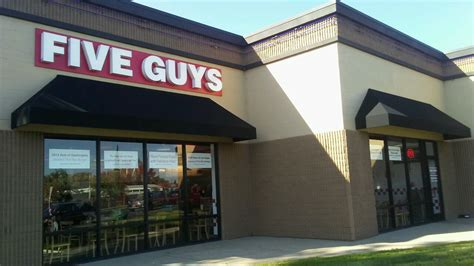 Five Guys Burgers and Fries Rancho Cordova | Rancho ...
