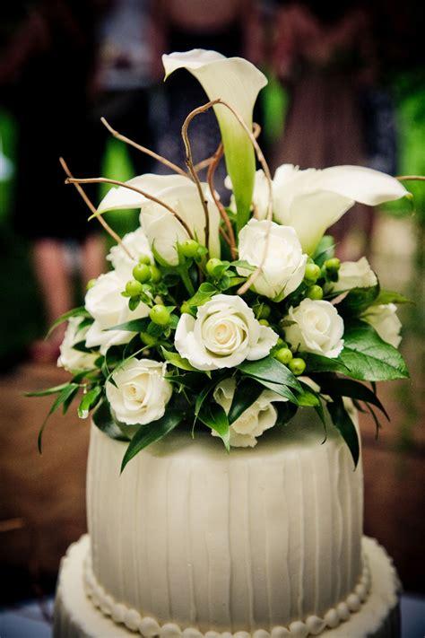 chocolate brown  green indianapolis garden wedding