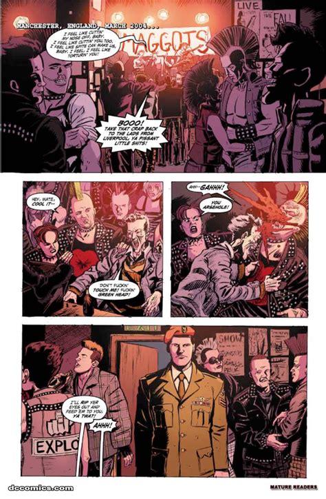 Вторая часть комикса Mw2 вышла в свет — Modern Warfare 2