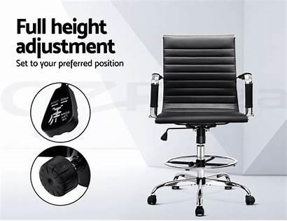 Desk Office Chair Standing Ring Veer Armrest