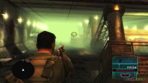 syphon filter logans shadow gameplay ps hd p youtube