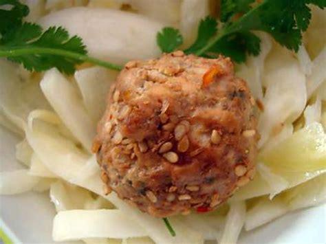 cuisine vapeur asiatique recette de bouchées de dinde saveurs asiatiques à la