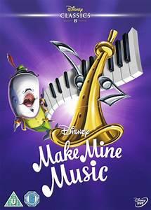 Make Mine Music DVD Zavvi com