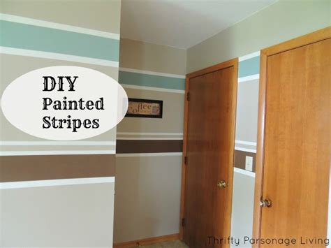 Wand Streichen Streifen Horizontal by Best 20 Painting Horizontal Stripes Ideas On