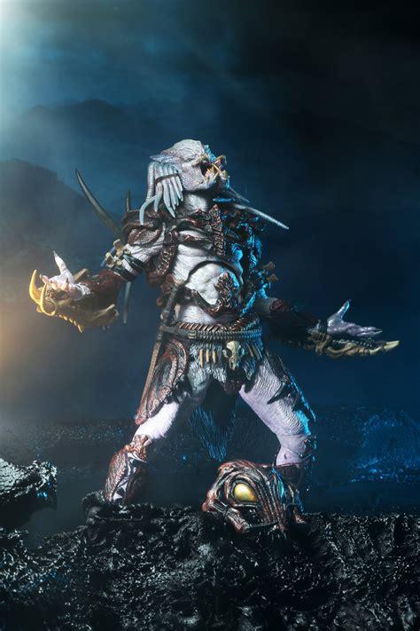Preview of the Alpha Predator by NECA - The Toyark - News