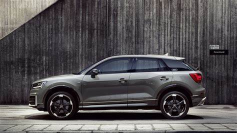 Audi Q2 to launch with sporty Edition #1 special ...