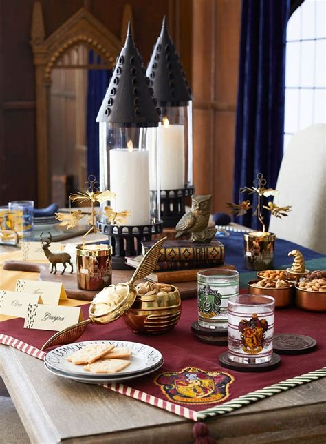 Pottery Barn Harry Potter Pottery Barn S New Harry Potter Line Is Seriously Incredible