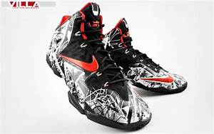 Nike LeBron 11 Tagged in Graffiti | Sole Collector