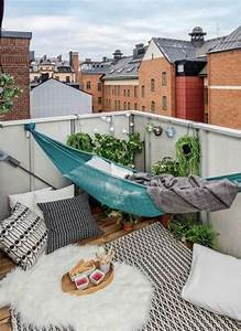 hangematte balkon teppich dekokissen balkon pinterest With balkon teppich mit tapete kosten